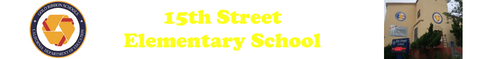 15th Street Elementary School  Logo